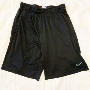 Nike Black Dri-Fit Shorts   657